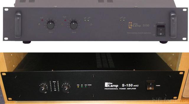 T.amp S150 MK I Und II A