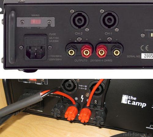 T.amp S150 MK I Und II B