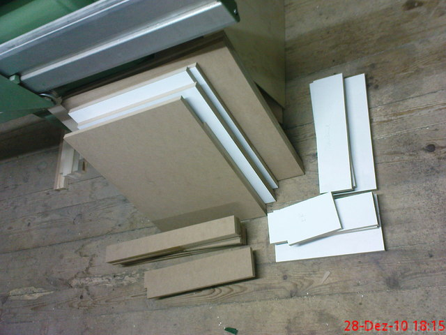 Holzteile Zebulon Ultra