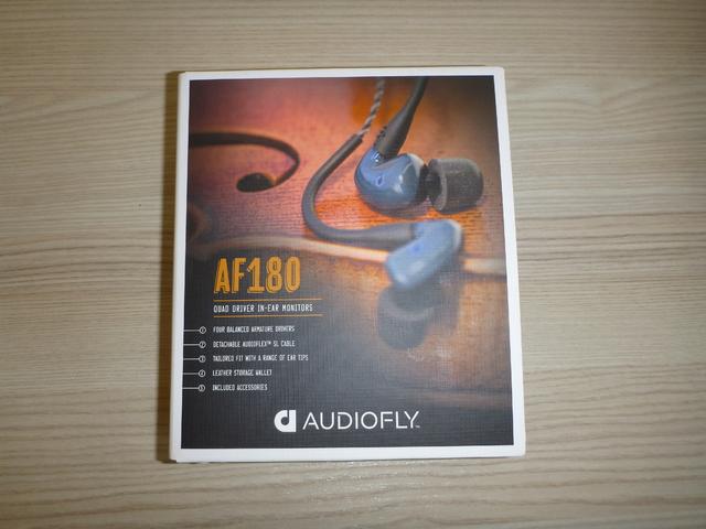 Audiofly AF180