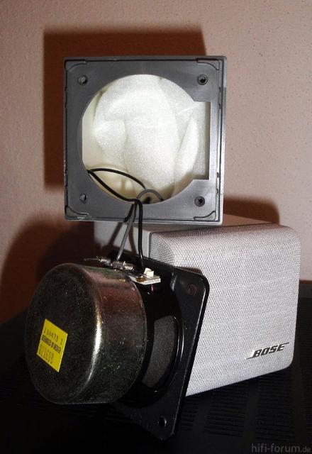 Cubes Bose Acoustimass 5 Series II 3 Von 4