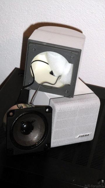 Cubes Bose Acoustimass 5 Series II 4 Von 4