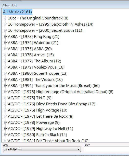 albumlist