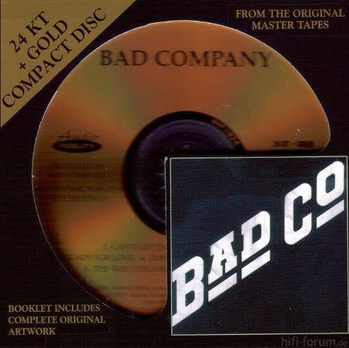 Bad Company By Audio Fidelity