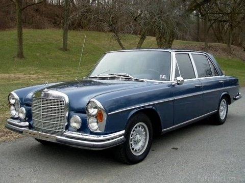 1970 Mercedes Benz 300SEL Euro 6 3 For Sale Front 1[1]