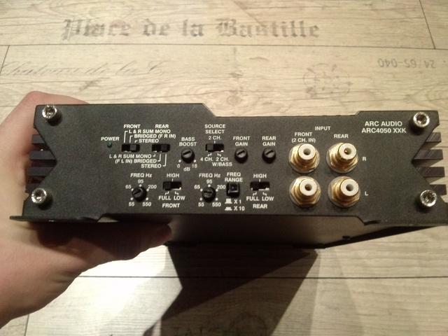 Arc Audio XXK 4050