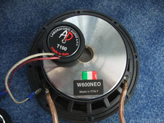 Audio Development  W600neo T100