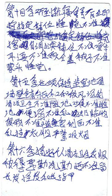 Merkwüdiger Chinesicher (?) Text In Weihnachtstüte