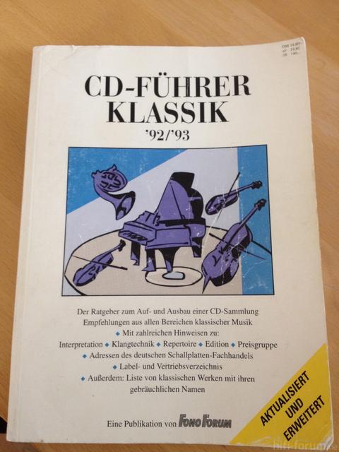CD Führer Klassik ´92