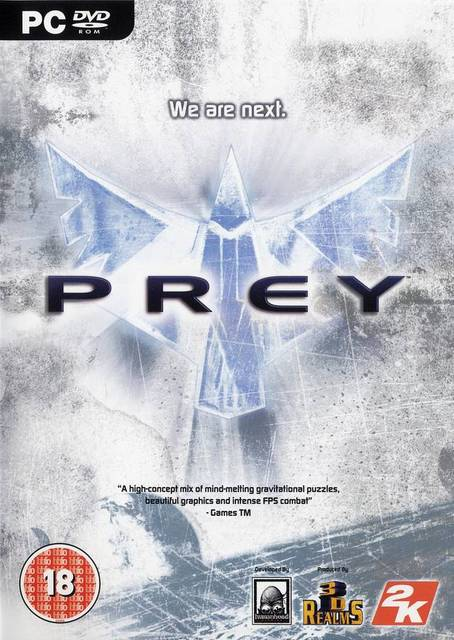 PREY Pc Game Jpg