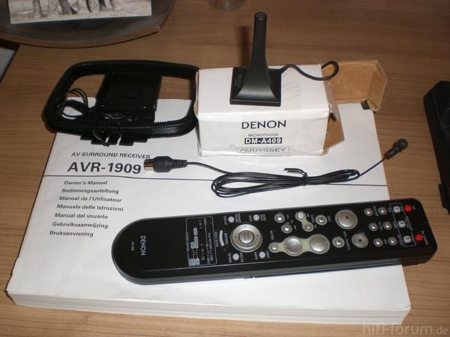 Denon AVR-1909
