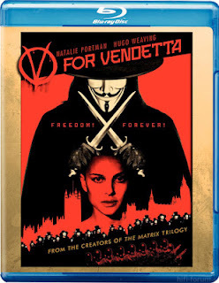 V For Vendetta (2005) BluRay