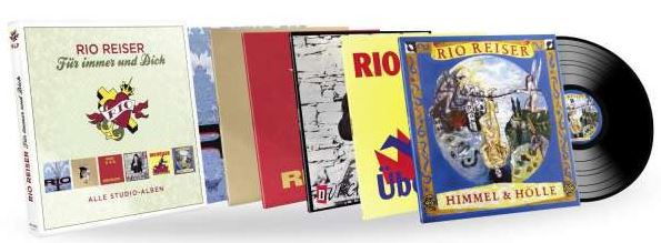 Vinyl To Come Neuauflagen Special Editions Box Sets