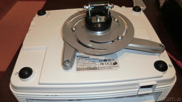 Optoma HD33 Mit Deckenhalterung Vogel's VPC 545