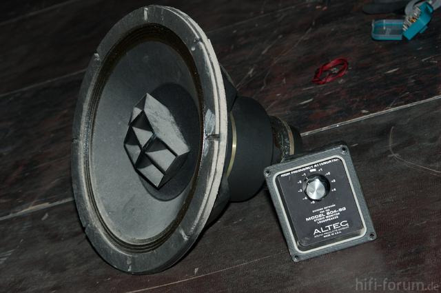 Altec 604-8G II