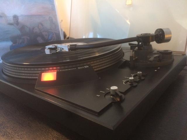 Technics SL-2000 erhalten