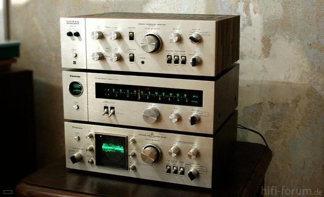 Technics Su3400 12