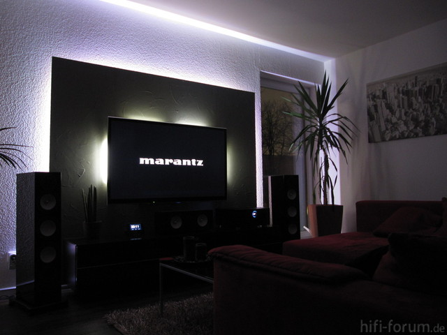 Tv Wand Aus Kantholz 24x48mm Und Osb Platte 16mm 170 X 243 Cm Pictures
