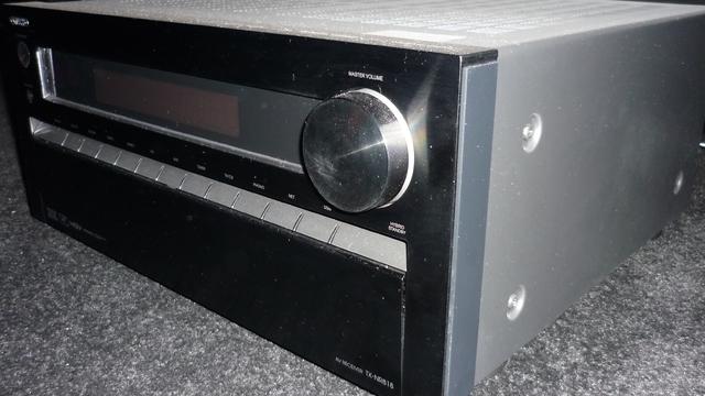 Kaffeemaschine Clatronic,Onkyo TX-NR 818,Klipsch RP 250s 012