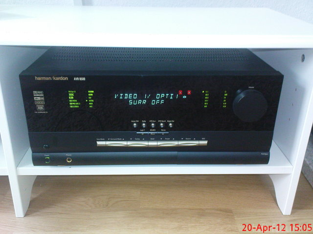 Harman Kardon AVR 8500