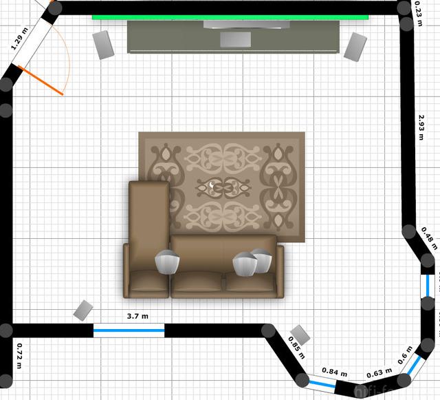 wohnzimmer mit holzwand wohnzimmer hifi bildergalerie. Black Bedroom Furniture Sets. Home Design Ideas