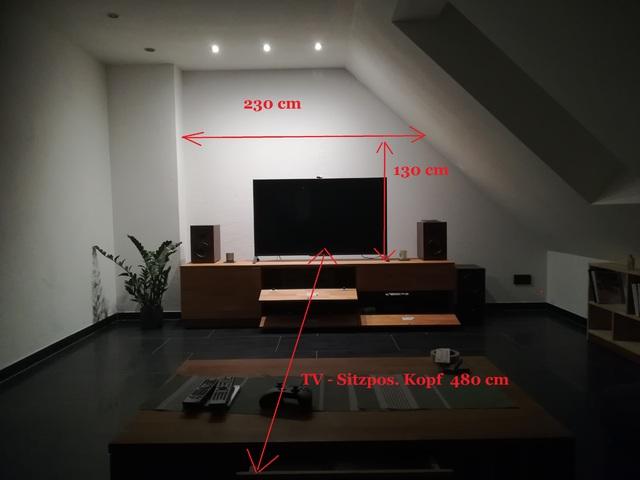 Beamer fürs Wohnzimmer, Dachschräge, Kaufberatung ...