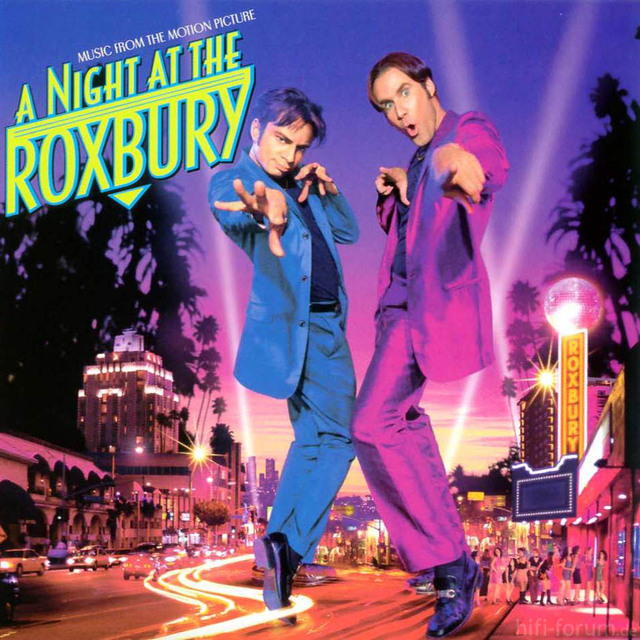 A Night At The Roxbury)  Frontal