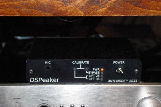 DSPeaker Anti-Mode 8033 Die Kleine Wunderwaffe