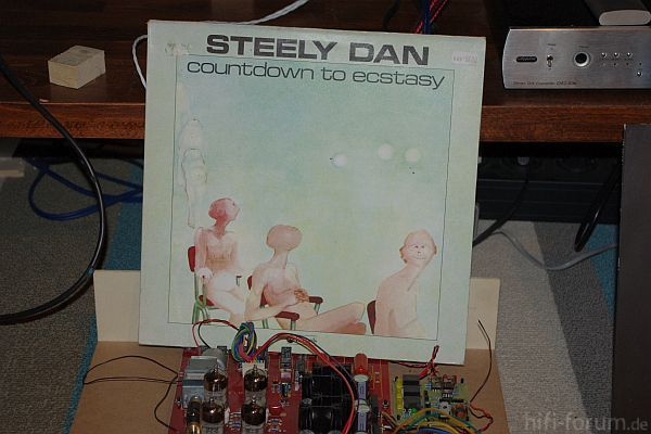 Steely Dan, Countdown To Ecstasy
