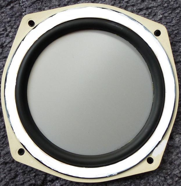 01 AIWA CS-880 Reparierte Passiv-Membran klein