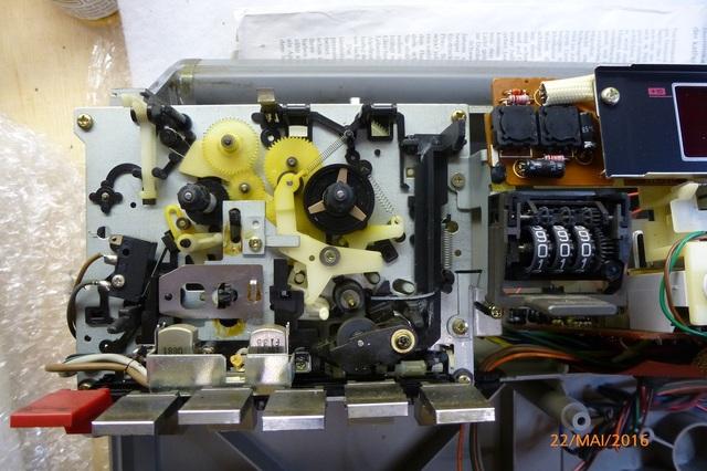 05 AIWA CS-880 Cassettenlaufwerk