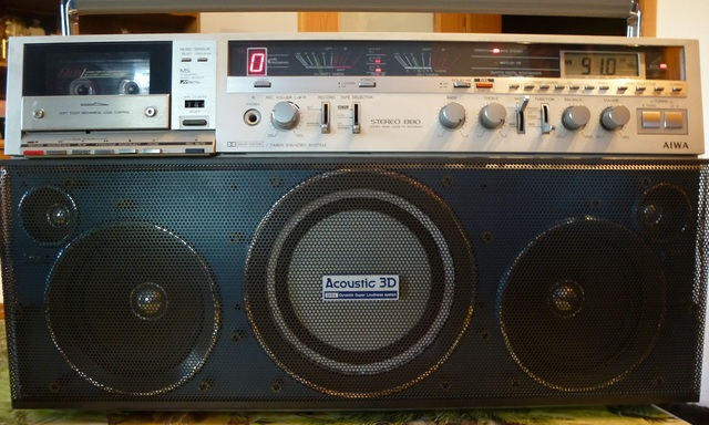 08 AIWA CS-880 in Gänze klein