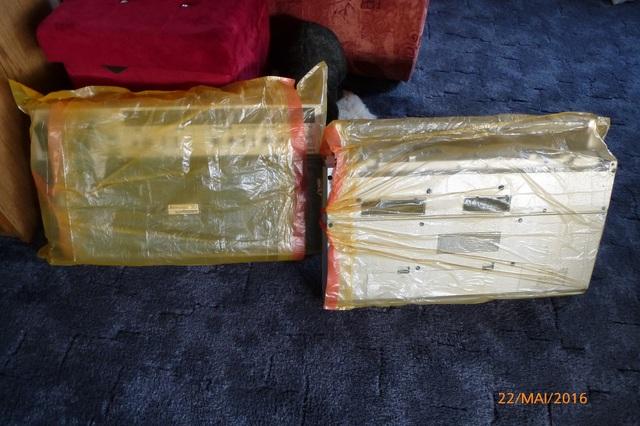 08 AIWA CS-880 Piksauberes Gehäuse staubgeschützt verpackt