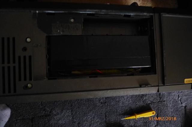 Telefunken HiFi Studio 1M Batterie (1)