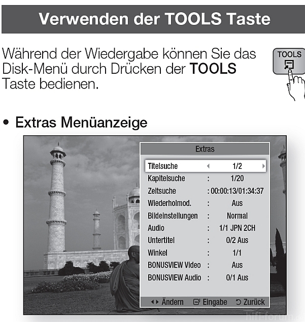 Taste Tools BD-D6900S