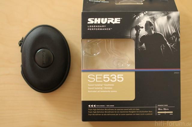 Shure Box
