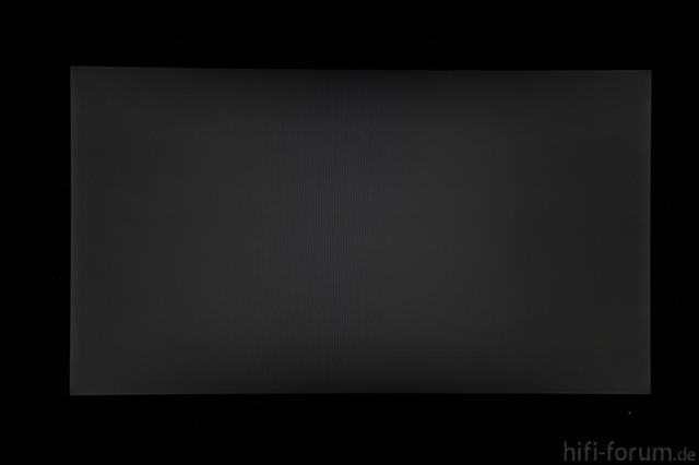 Schwarz Belichtung 1/100s