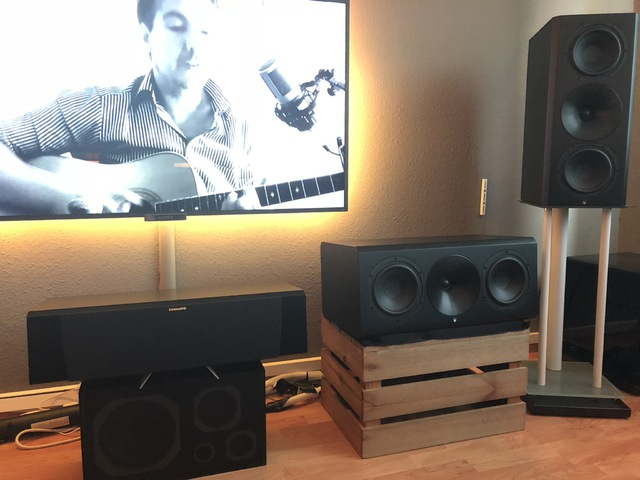 Dynaudio X28 Arendal Center S