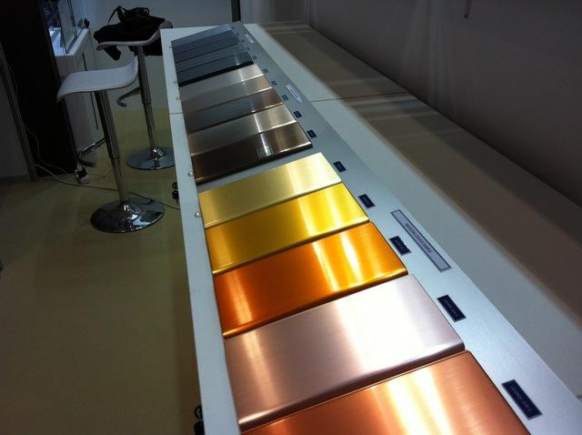 eloxiertes aluminium polieren aluminium eloxieren with. Black Bedroom Furniture Sets. Home Design Ideas