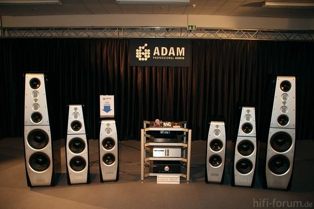 ADAM Tensor Mk. II