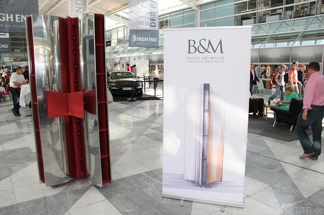 B&M BM 100
