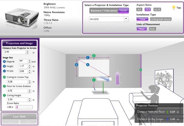 benq w1070 dlp full hd 3d ready fur 890 euros projektoren beamer hifi forum seite 47. Black Bedroom Furniture Sets. Home Design Ideas