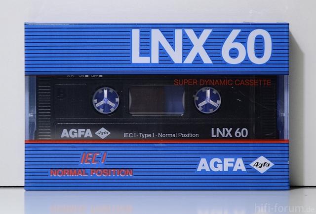 AGFA LNX60 1989