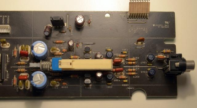 AX 870 Phono
