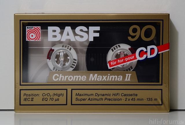 BASF CRMII 1990