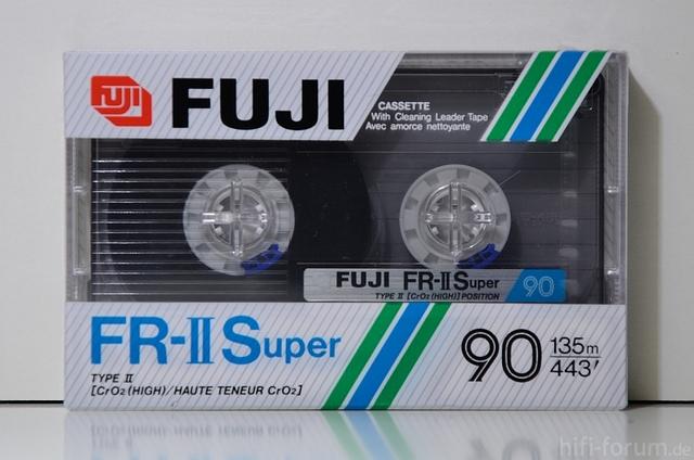FUJI FR II Super