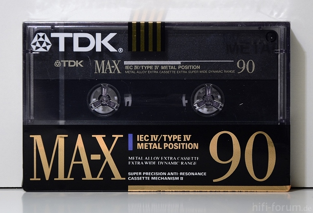 TDK MA X 1990