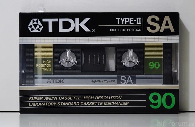 TDK SA 1986