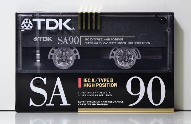 TDK SA 1990