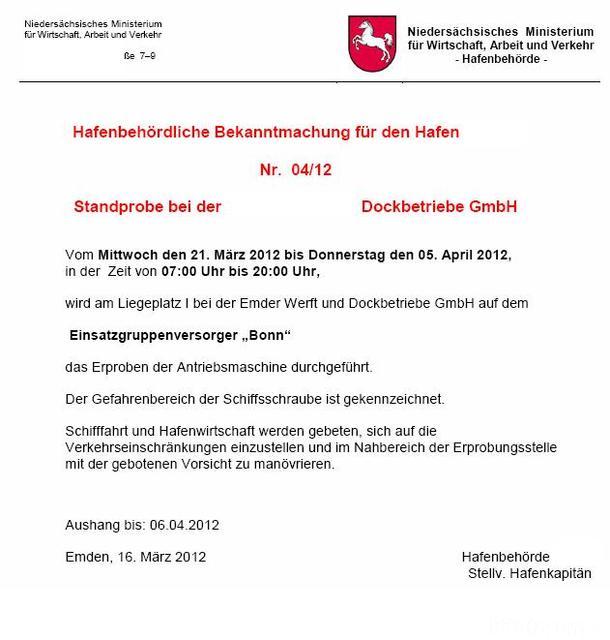 Egv Bonn